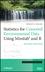 Statistics for Censored Environmental Data Using Minitab and R, 2nd Edition (EHEP002278) cover image