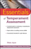 Essentials of Temperament Assessment (0470444479) cover image