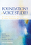 Foundations of Voice Studies: An Interdisciplinary Approach to Voice Production and Perception (0631222979) cover image