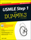 USMLE Step 1 For Dummies with Online Practice Tests (1118888979) cover image