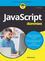 JavaScript für Dummies, 2. Auflage (3527812679) cover image