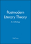Postmodern Literary Theory: An Anthology (063121027X) cover image