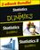 Statistics I & II For Dummies 2 eBook Bundle: Statistics For Dummies & Statistics II For Dummies (111859567X) cover image