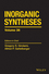 Inorganic Syntheses, Volume 36 (111874487X) cover image