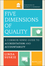 Five Dimensions of Quality: A Common Sense Guide to Accreditation and Accountability (111876157X) cover image