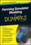 Farming Simulator Modding For Dummies, Portable Edition (111894027X) cover image