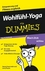Wohlfühl-Yoga für Dummies Das Pocketbuch (352763777X) cover image