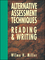 Alternative Assessment Techniques for Reading & Writing (0130425680) cover image
