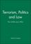 Terrorism, Politics and Law: The Achille Lauro Affair (0745606180) cover image