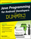 Java Programming for Android Developers For Dummies (1118504380) cover image