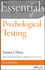 Essentials of Psychological Testing, 2nd Edition (1118680480) cover image