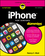 iPhone For Seniors For Dummies, 5th Edition (1119293480) cover image