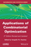 Applications of Combinatorial Optimization, 2nd Edition (1848216580) cover image