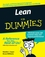 Lean For Dummies (1118051181) cover image