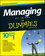 Managing All-in-One For Dummies (1118784081) cover image
