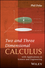 Two and Three Dimensional Calculus: with Applications in Science and Engineering (1119221781) cover image