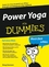 Power Yoga für Dummies (3527657681) cover image