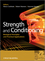 Strength and Conditioning: Biological Principles and Practical Applications (0470019182) cover image