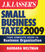 JK Lasser's Small Business Taxes 2009: Your Complete Guide to Business Organization  (0470452382) cover image