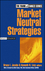 Market Neutral Strategies (0471268682) cover image