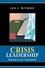 Crisis Leadership: Planning for the Unthinkable (0471782882) cover image