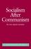 Socialism After Communism: The New Market Socialism (0745614582) cover image