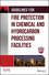 Guidelines for Fire Protection in Chemical, Petrochemical, and Hydrocarbon Processing Facilities (0816908982) cover image