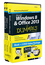 Windows 8 and Office 2013 For Dummies, Book + 2 DVD Bundle (1118660382) cover image