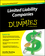 Limited Liability Companies For Dummies, 3rd Edition (1118852982) cover image