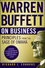 Warren Buffett on Business: Principles from the Sage of Omaha (1118879082) cover image