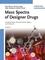 Mass Spectra of Designer Drugs: Including Precursors, Medicinal Drugs and Chemical Warfare Agents, 2 Volume Set (3527307982) cover image