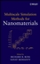Multiscale Simulation Methods for Nanomaterials (0470105283) cover image