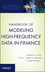 Handbook of Modeling High-Frequency Data in Finance (0470876883) cover image