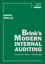 Brink's Modern Internal Auditing: A Common Body of Knowledge, 8th Edition (1119016983) cover image