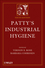 Patty's Industrial Hygiene, 4-Volume Set, 6th Edition (0470074884) cover image