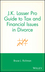 J.K. Lasser Pro Guide to Tax and Financial Issues in Divorce (0471098884) cover image