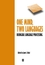 One Mind, Two Languages: Bilingual Language Processing (0631220984) cover image