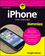 iPhone For Seniors For Dummies, 6th Edition (1119280184) cover image