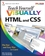Teach Yourself VISUALLY HTML and CSS (0470285885) cover image