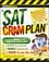 CliffsNotes SAT Cram Plan (0470470585) cover image