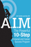 A.I.M.: The Powerful 10-Step Personal and Career Success Program (0470675985) cover image