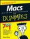 Macs All-in-One Desk Reference For Dummies (1118051785) cover image