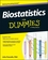 Biostatistics For Dummies (1118553985) cover image