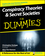 Conspiracy Theories and Secret Societies For Dummies (0470184086) cover image