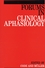 Forums in Clinical Aphasiology (0470698586) cover image
