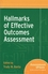 Hallmarks of Effective Outcomes Assessment : Assessment Update Collections (0787972886) cover image