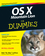OS X Mountain Lion For Dummies (1118394186) cover image