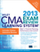 Wiley CMA Learning System Exam Review 2013, Part 1, Financial Planning, Performance and Control, Online Intensive Review + Test Bank (1118480686) cover image