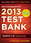 Wiley CIA Exam Review 2013 Online Test Bank 1-Year Access: Complete Set (1118550986) cover image