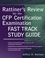 Rattiner's Review for the CFP(R) Certification Examination, Fast Track Study Guide  (0471468487) cover image